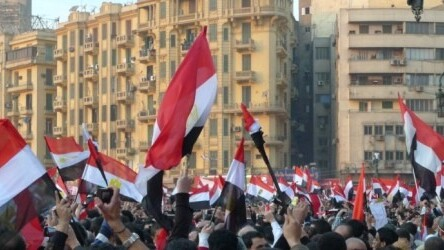 Egyptian activists to take to Facebook again for a global online protest
