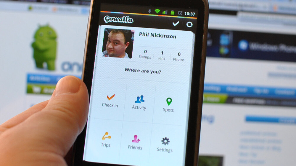 Gowalla removes its defining features: Items and Notes