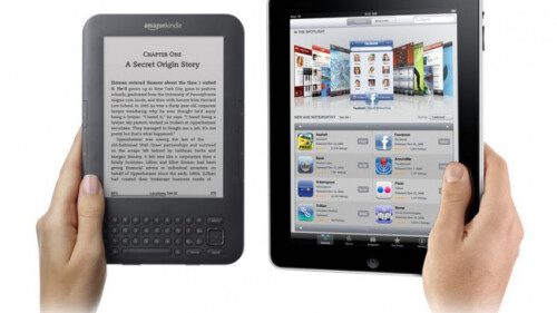 Decisions, decisions. Consumers favor iPad over Kindle by 2 to 1 Margin says Hitwise