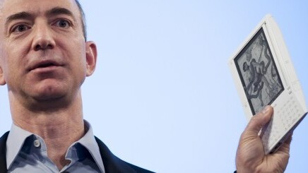 Amazon's tablet strategy could see 2012 launch for 10-inch model