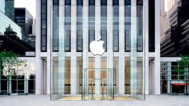 Here's what Apple's gorgeous remodel of its 5th Ave store will look like