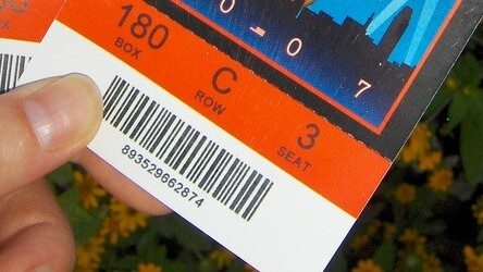 Buy event tickets directly from an image, with Thinglink and Eventbrite
