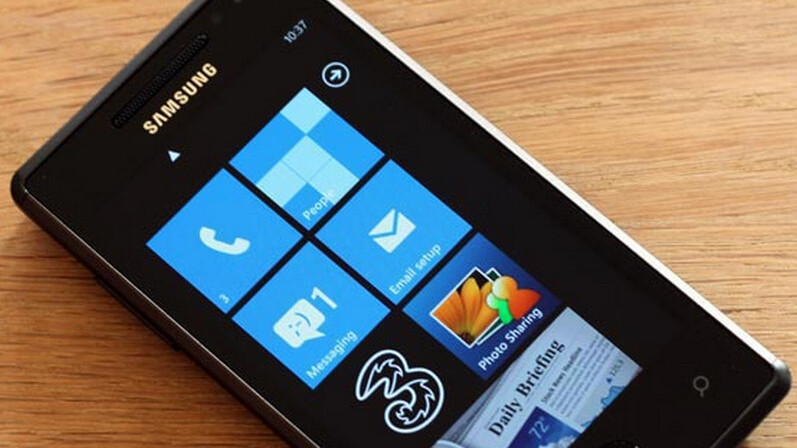 Microsoft denies that it's gathering data from Windows Phone cameras
