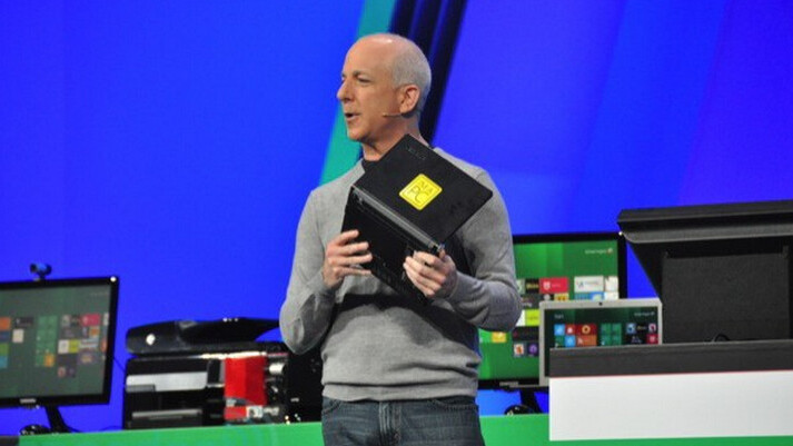 This week at Microsoft: BUILD, Windows 8, and servers