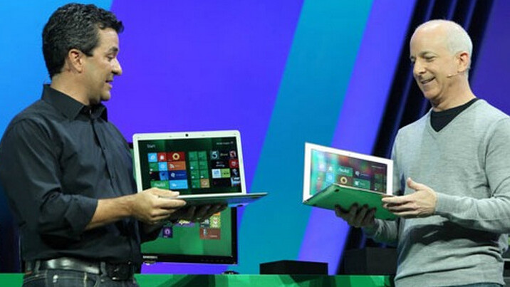 Regarding forthcoming Windows 8 tablet rumors