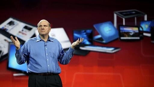 Microsoft reportedly to introduce Samsung Windows 8 tablet at BUILD
