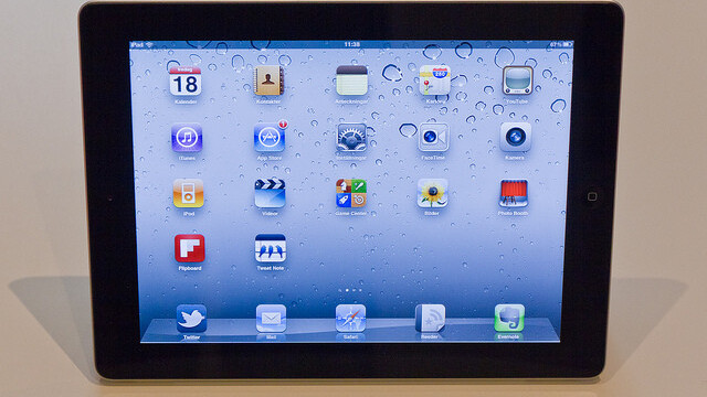LG resolves iPad 2 panel quality issues as Apple continues to source from Samsung