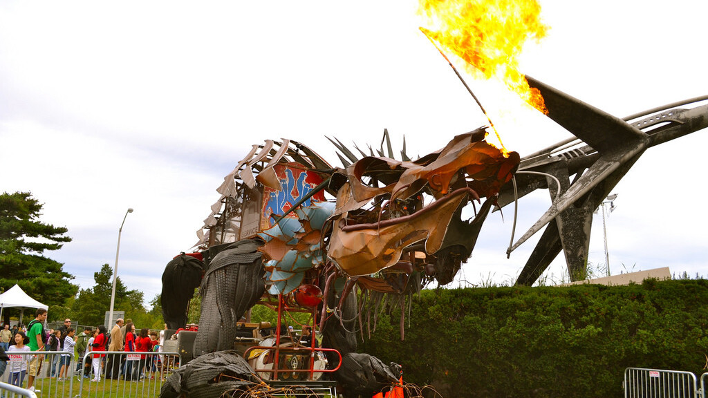 Best of Maker Faire: Like Burning Man for Geeks