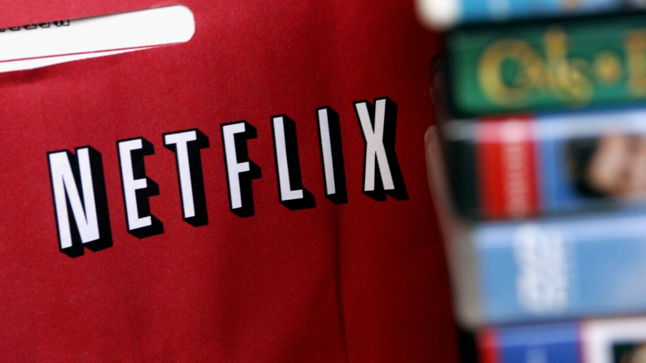 Netflix – It's not about the price, it's about the (lack of) choice
