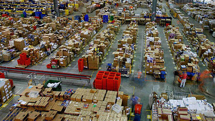 Amazon responds to complaints about poor working conditions in warehouses