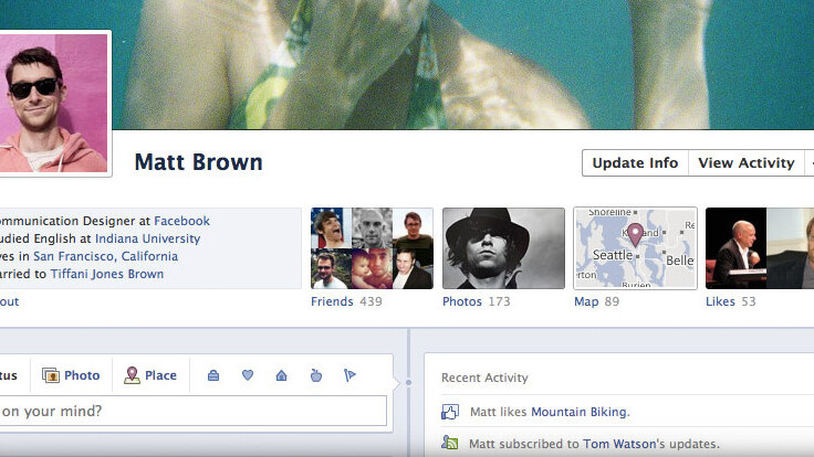 How to register for Facebook's new Timeline feature right now