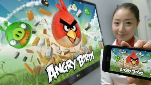 Hardcore Angry Birds contest set to take flight at 33,000 feet