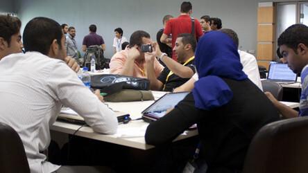 Startup Weekend Alexandria: Grassroots startups inspired by a grassroots revolution