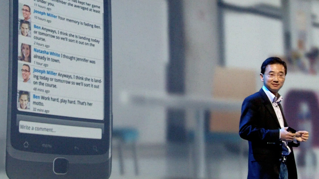 """HTC """"will definitely win"""" Apple patent fight, says president"""