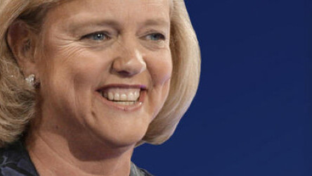 Meg Whitman has been named CEO of HP