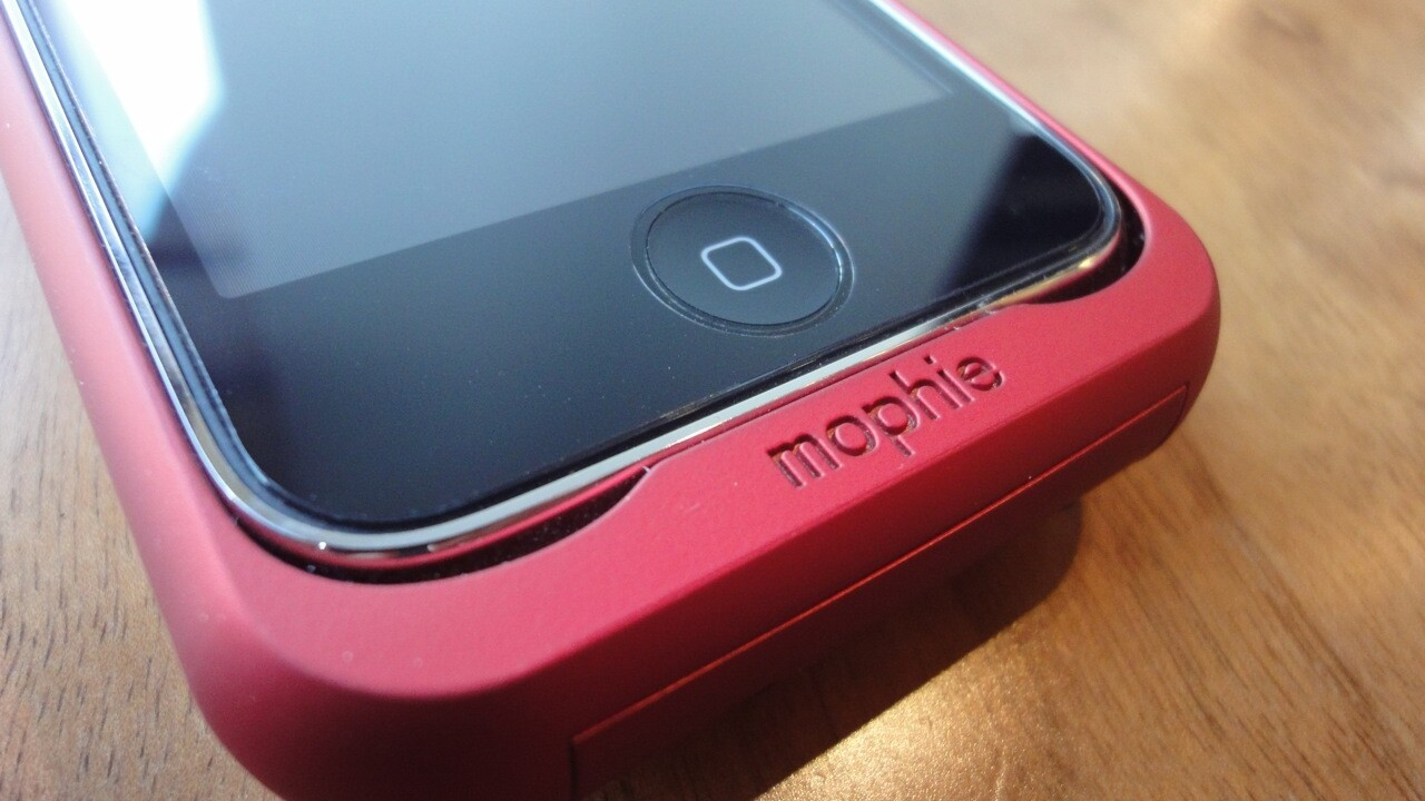 The Mophie Juice Pack Plus is the iPhone case and battery combo you've been waiting for
