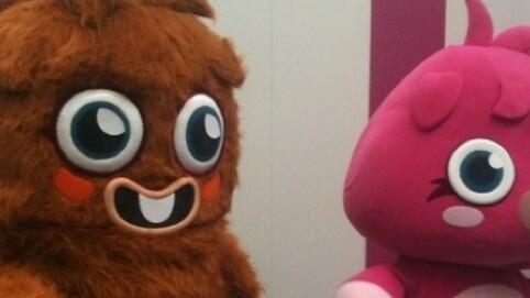 Virtual World Monsters Spawn Children's Books Deal