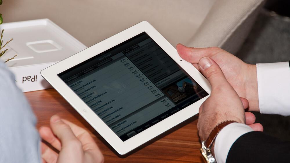 The Handshake app wants to put an iPad in every wholesaler's hands