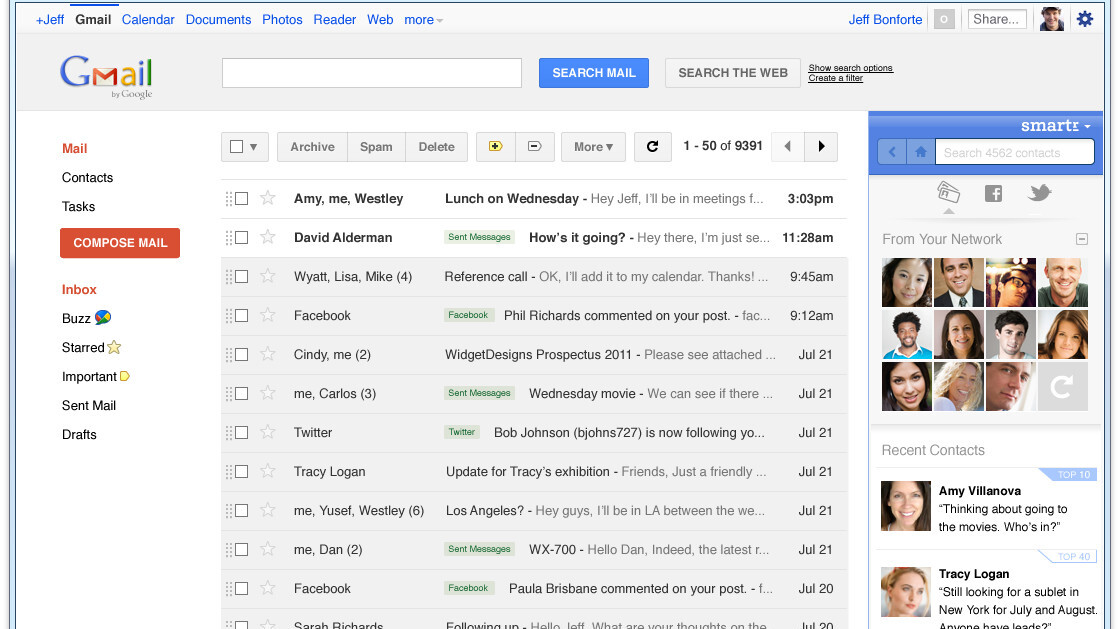 Xobni's contact context gets smarter with new Gmail and Android releases