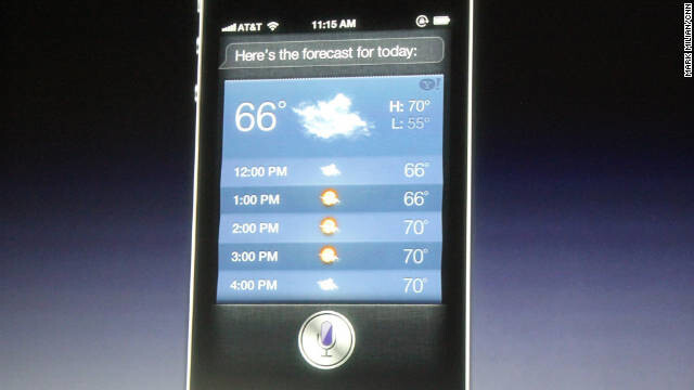 Siri, Apple's voice-based virtual assistant, knows the meaning of life