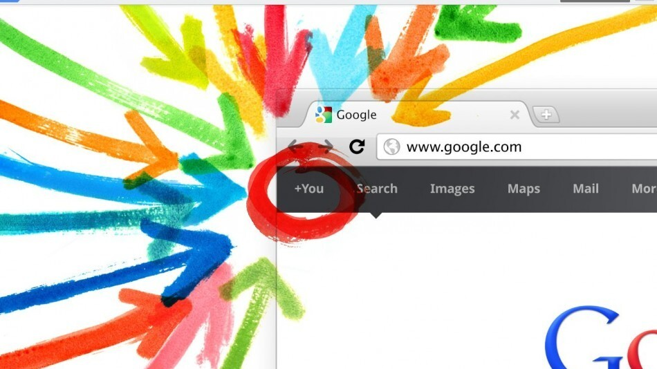 Google+ now displays unread notifications in the browser tab bar