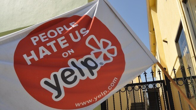 """Class action lawsuit against Yelp dropped, CEO calls filers """"small"""" and """"misguided"""""""