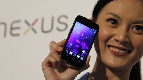 Miss the Galaxy Nexus and Android 4.0 launch? Watch the full video here.
