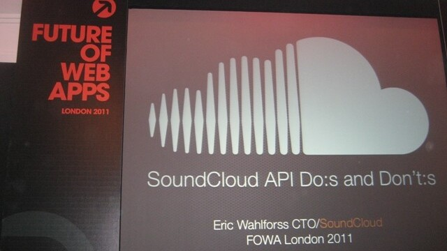 SoundCloud's Co-founder & CTO on why money doesn't motivate open source developers