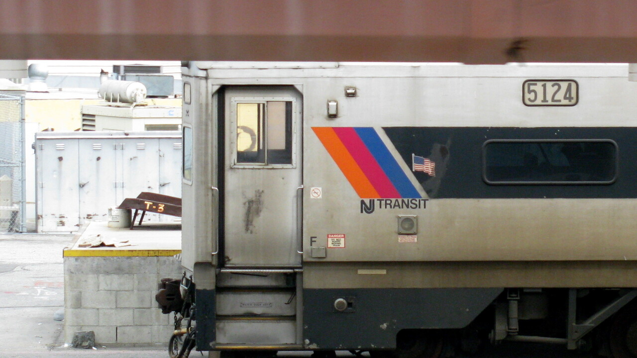 You can now pay with Google Wallet on New Jersey Transit