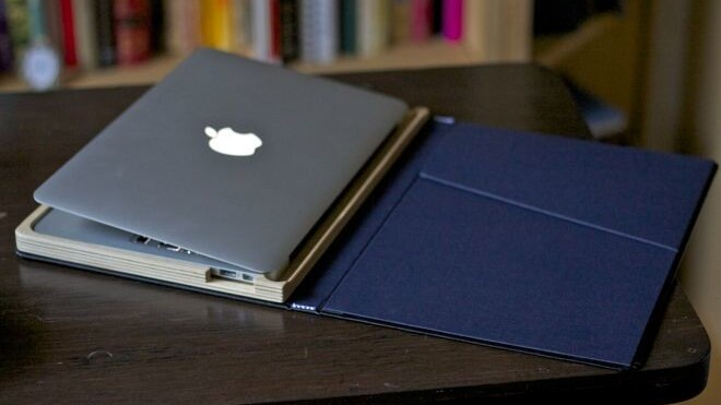 Review: The Cartella case from Pad & Quill classes up the joint, and your MacBook Air