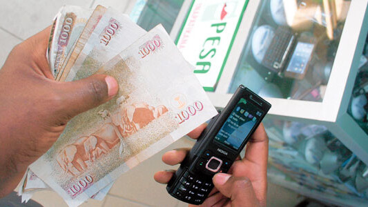 Local transactions by Kenya's mobile money service, M-Pesa exceeds Western Union's global transactions