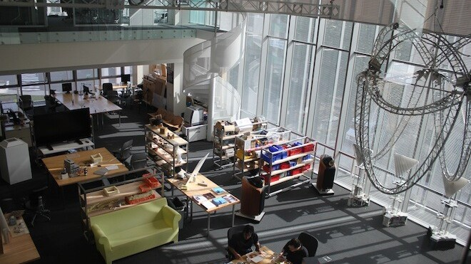 MIT Media Lab tour: Android and Kinect are the platforms of the future