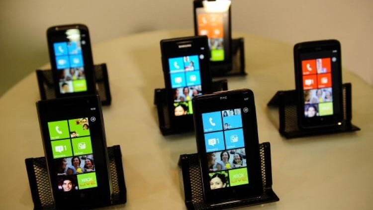 Report: Windows Phone sales to top 14 million in Western Europe during 2012