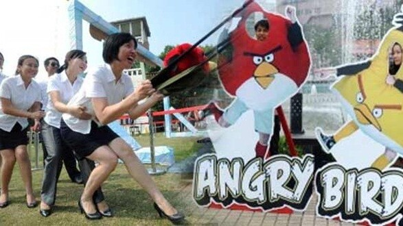 Angry Birds take flight to China as Rovio opens its first international office