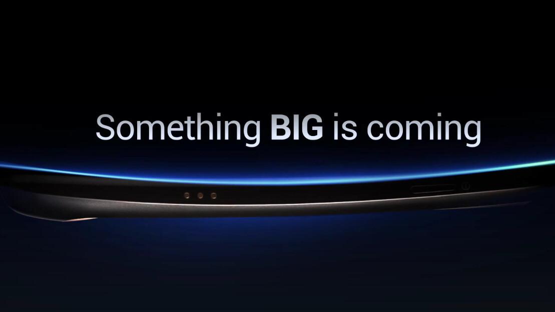 Samsung provides a glimpse of Google's Nexus Prime handset in new teaser video
