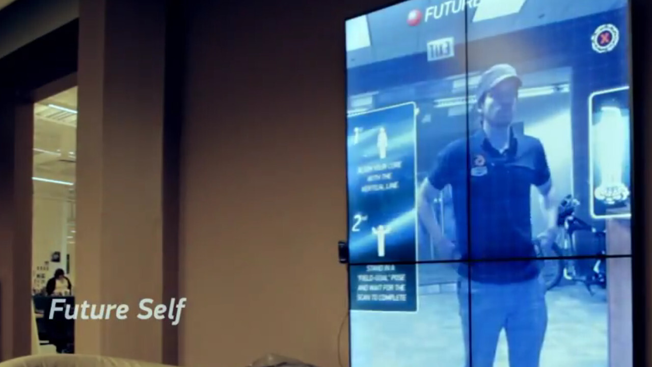 Gesture-based video technology arrives at your local gym
