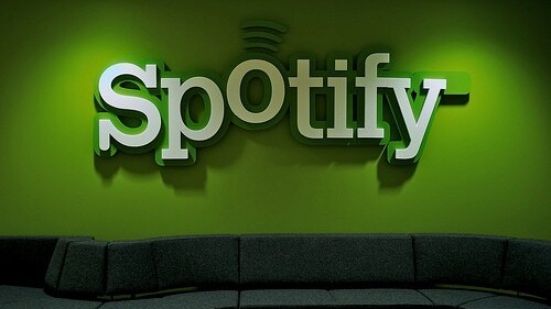 Spotify teams up with Western Digital to bring music to the livingroom
