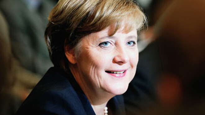 The Federal Chancellor of Germany now has her own YouTube Channel