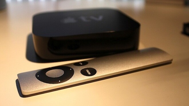 Apple TV gets an update with iCloud, AirPlay and more programming