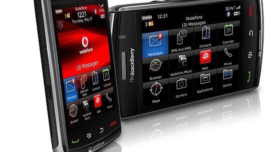 BlackBerry takes flight in Africa as sales slump in North America