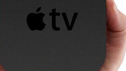 Apple TV updated to version 4.4.2