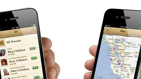 Apple's Find My Friends app now available