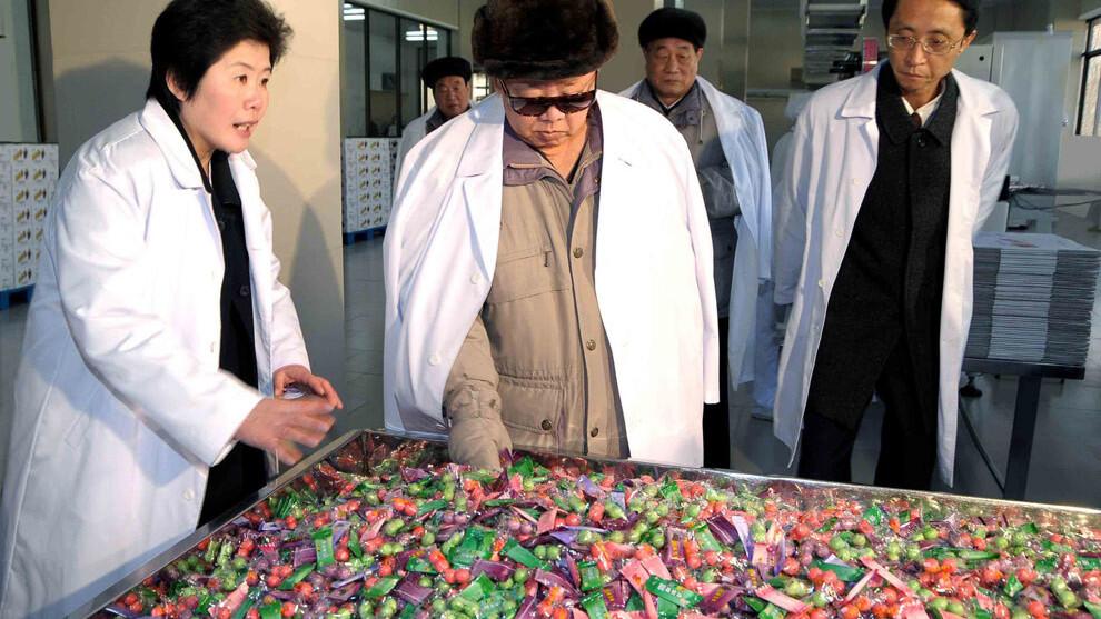 Tumblr Tuesday: The man behind Kim Jong-il Looking at Things