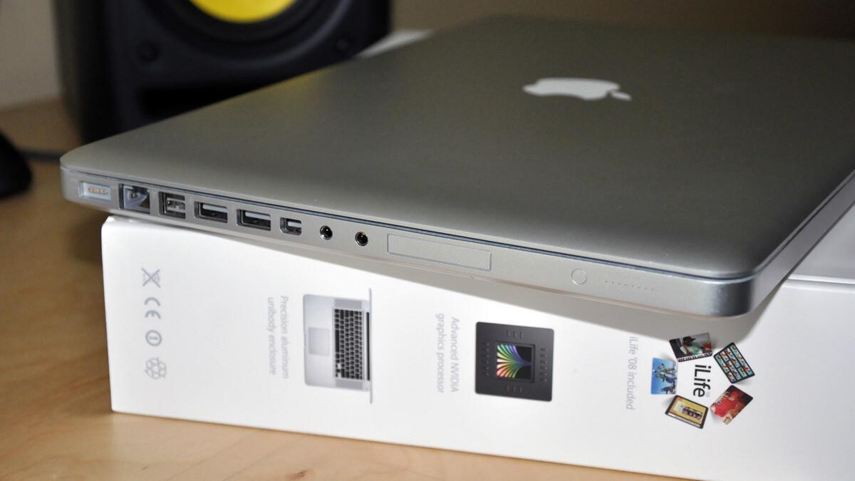 "Leak on Apple's website hints at new MacBook Pros ""coming in November"""