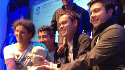 Group deals dashboard Redeem And Get wins Dublin Web Summit Spark of Genius contest
