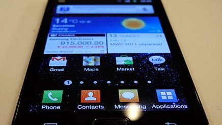 South Korean smartphone use booms, almost 40% of residents now own one