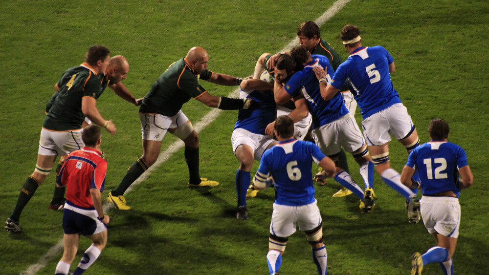 Capture the Flag emerges during the Rugby World Cup as a winning marketing tool