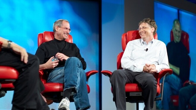 Walter Isaacson discusses Steve Jobs and Bill Gates on 'The Daily Show with Jon Stewart' [Video]
