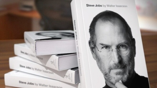 iBooks customers asked to re-download Steve Jobs biography due to formatting issues