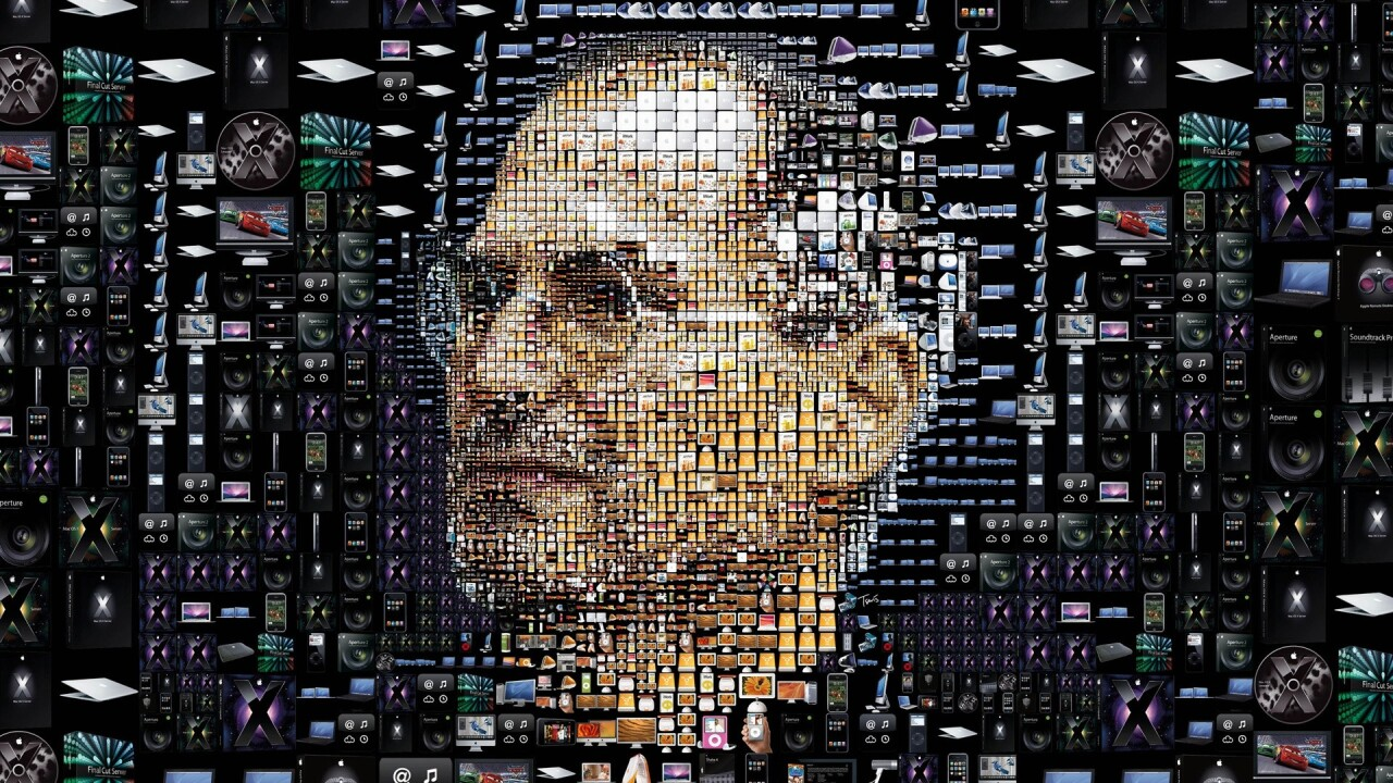 Apple receives more than 1 million Steve Jobs tributes, creates new 'Remembering Steve' page
